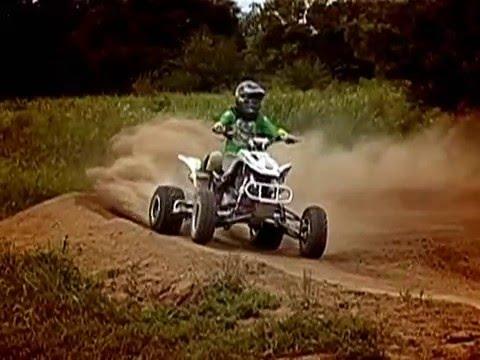 Honda 400EX Motocross Racer Quad Builder Project Part 3 The Test