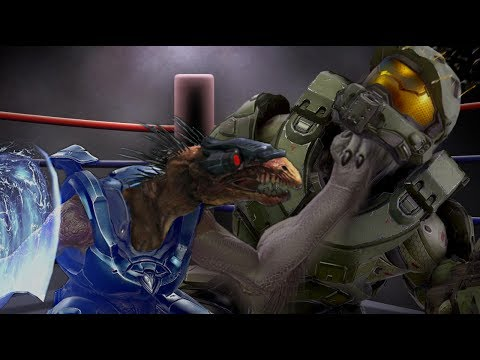 Could You Beat a Jackal in Combat? (Halo)