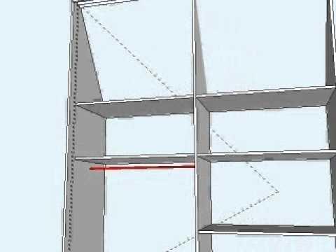 Opbergkast Voor Schuine Wand.Decosier Nl Kast Onder Schuine Wand Youtube