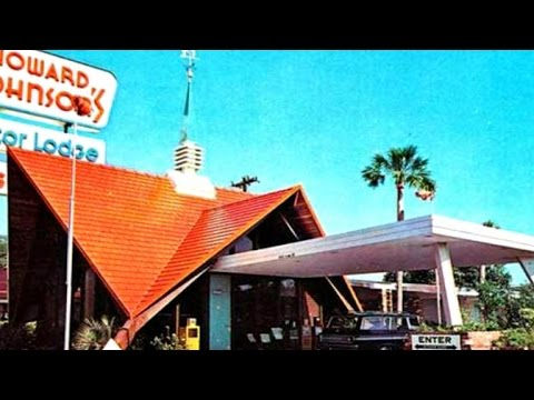 The Last Howard Johnson's Restaurant