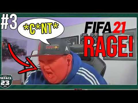 FIFA 21 ULTIMATE RAGE COMPILATION #3! 😡 |