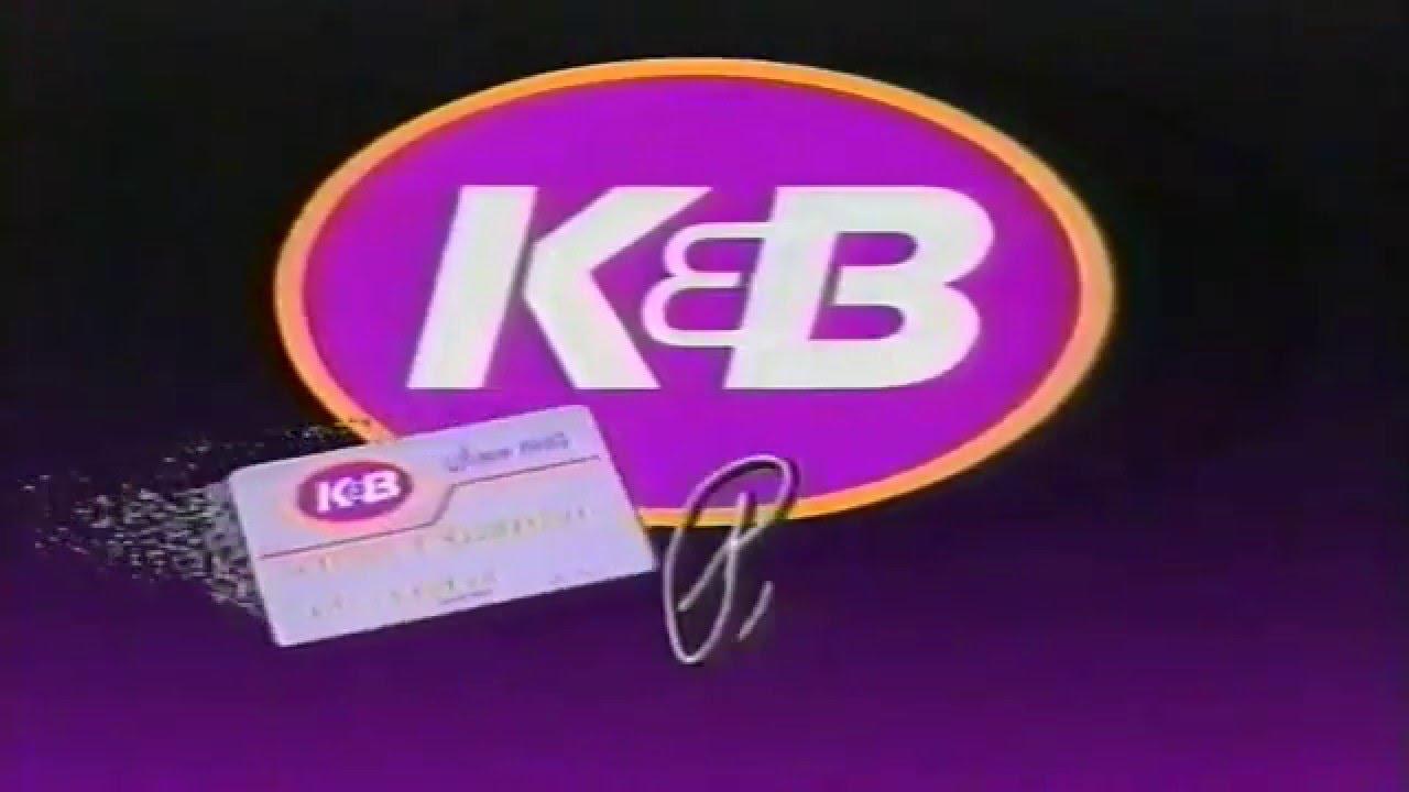 k b drug store your favorite brands commercial 1992 youtube. Black Bedroom Furniture Sets. Home Design Ideas
