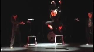 Giù la Maschera - Coreografia Silvia Martiradonna - Artemisianur