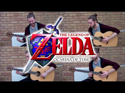Legend of Zelda - Song of Storms - VGM Acoustic