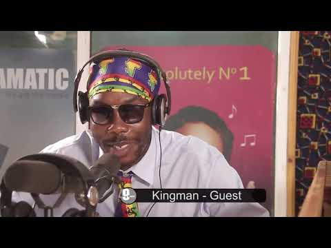 Kingman Live at Paradise FM 105.7 FM  Radio (March 2018)  The Gambia