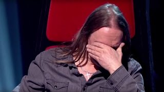 the voice   most emotional audition ever