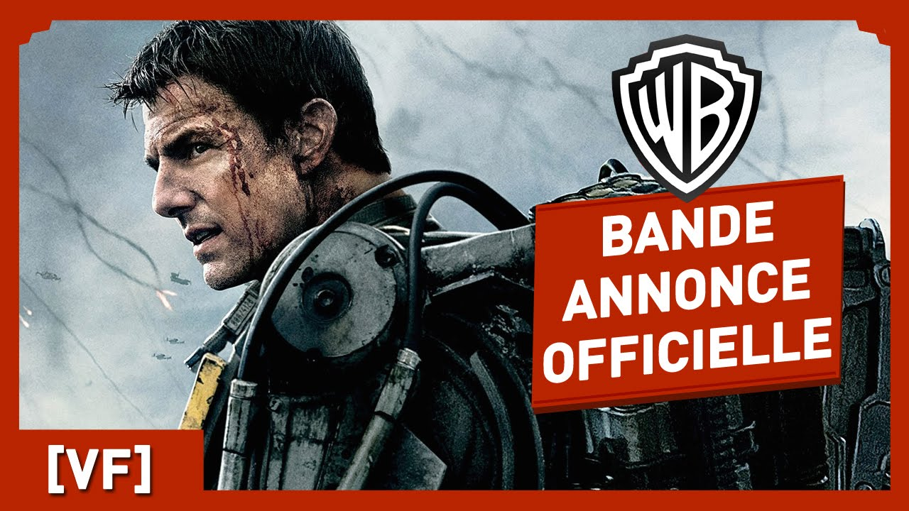 Download Edge Of Tomorrow - Bande Annonce Officielle 2 (VF) - Tom Cruise / Emily Blunt