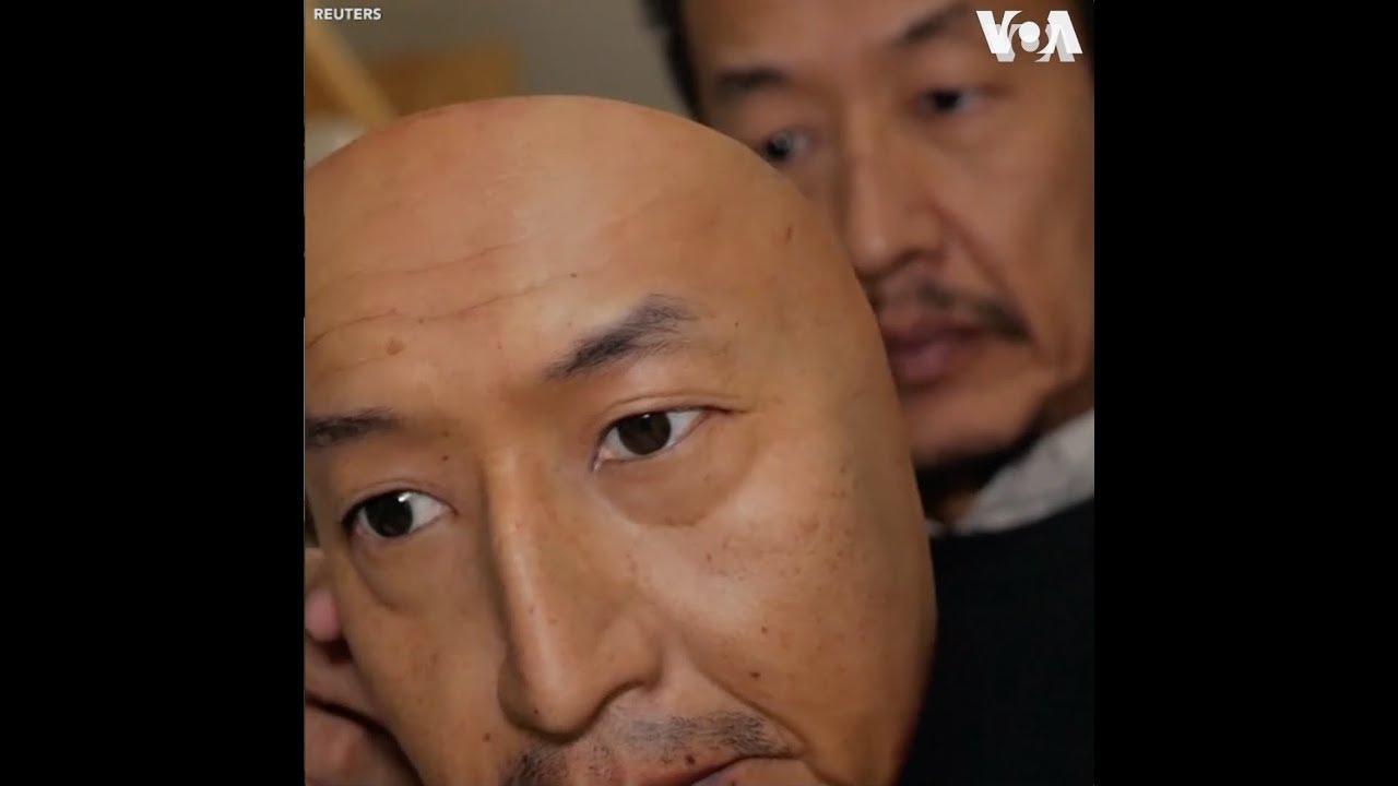 Nhật chế tạo mặt nạ người siêu thật (VOA)