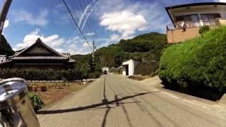 和歌山県道129号垣内貴志川線(通し動画)