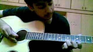 """How to play """"Show Me the Meaning"""" by Backstreet Boys on Guitar.mp4"""