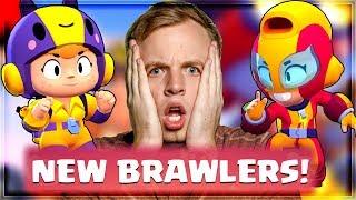 NEW Brawlers, NEW Game Mode, NEW UPDATE! Brawl Stars