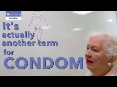 We asked old people about modern sex slang