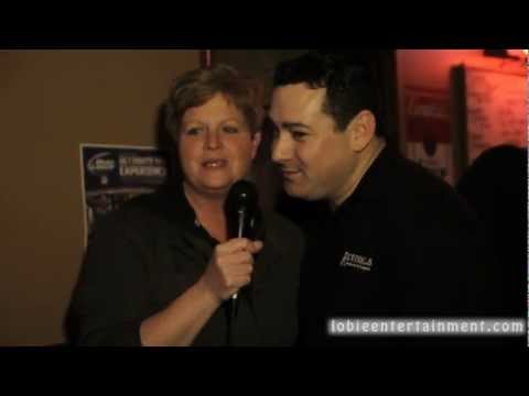 Karaoke Night with DJ Lobie