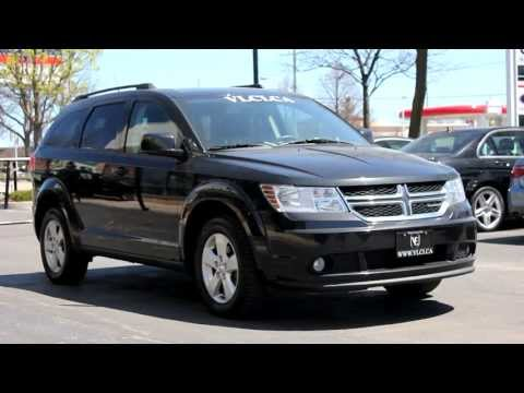 2011 Dodge Journey SXT in review - Village Luxury Cars Toronto