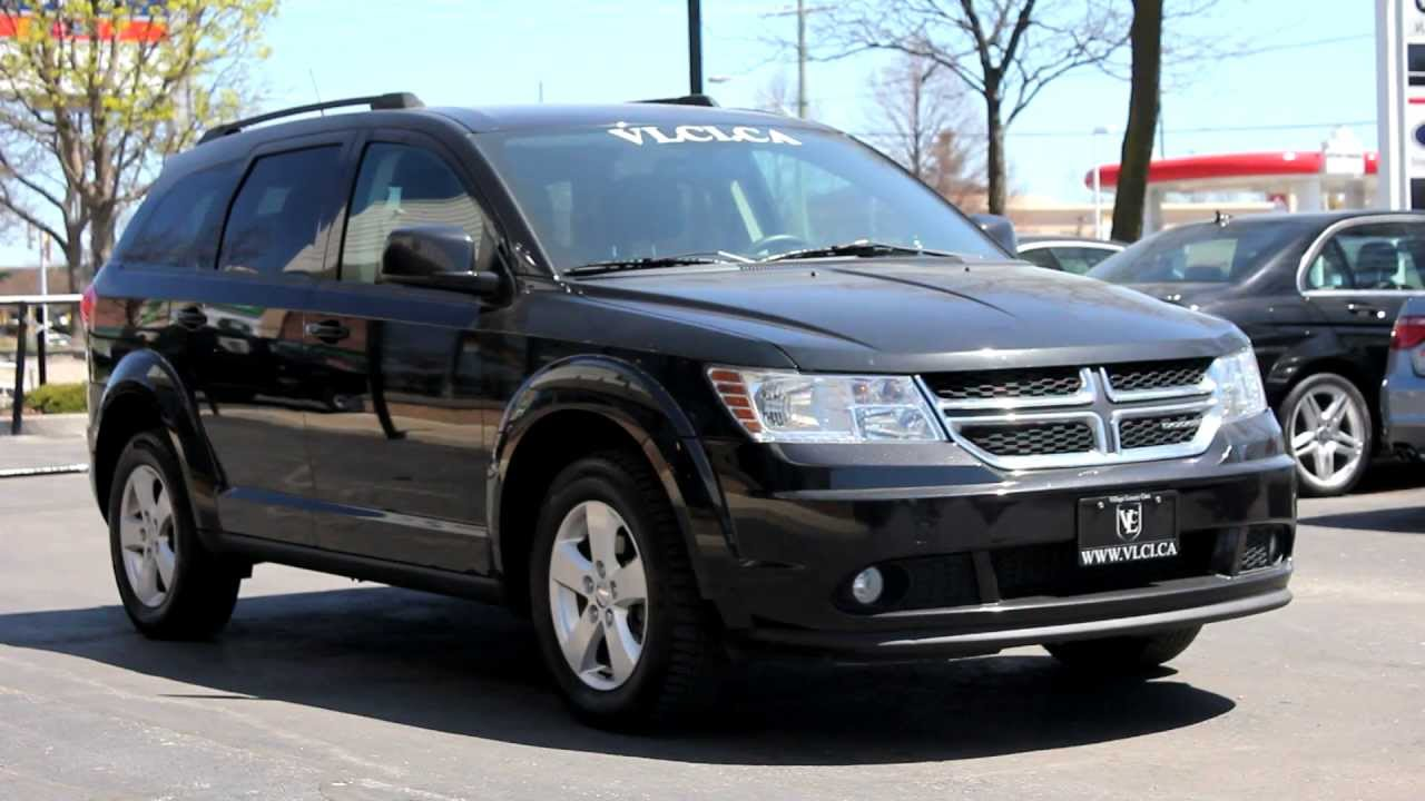 2011 Dodge Journey SXT in review - Village Luxury Cars Toronto - YouTube