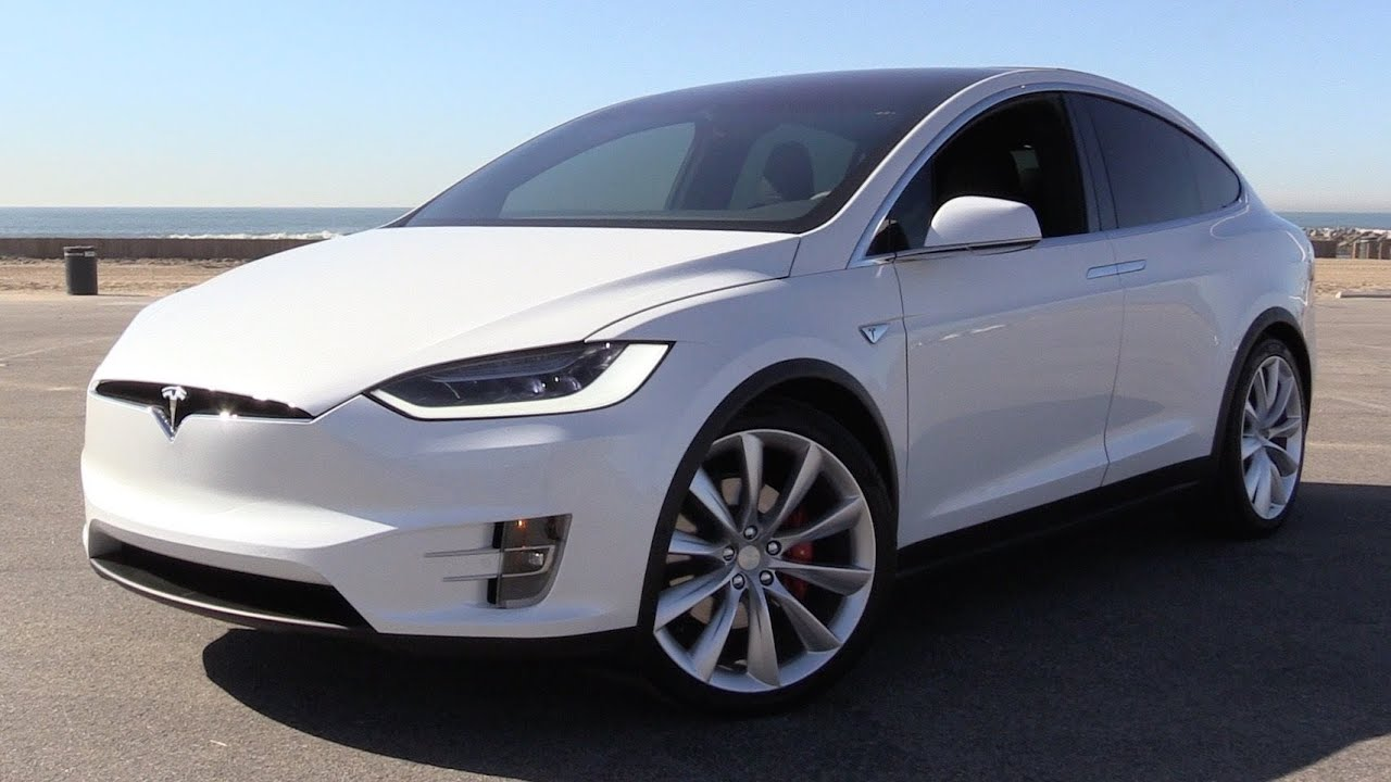 2016 tesla model x p90d signature w ludicrous mode power up test drive in depth review. Black Bedroom Furniture Sets. Home Design Ideas