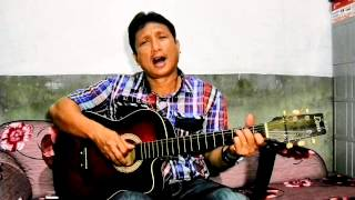 my tribute to god be the glory acoustic cover by dante tawi