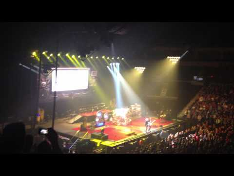 Rush - Live - The Spirit of Radio - Winnipeg 2012