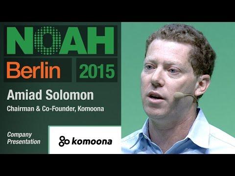 Amiad Solomon, Komoona - NOAH15 Berlin