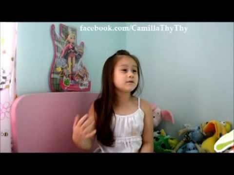 Camilla ThyThy: Kể chuyện về các bạn không ngoan trong lớp