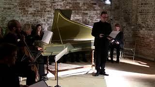 Sturze zu Boden. Aria from Bach Cantata, BWV126