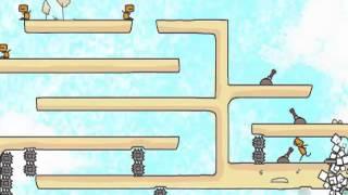 Use Boxmen Puzzle Game Full Walkthrough All Levels 1-10