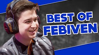 Best Of Febiven - The Dutch Sniper | League Of Legends