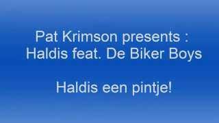Haldis feat. Pat Krimson - Haldis een pintje Lyrics