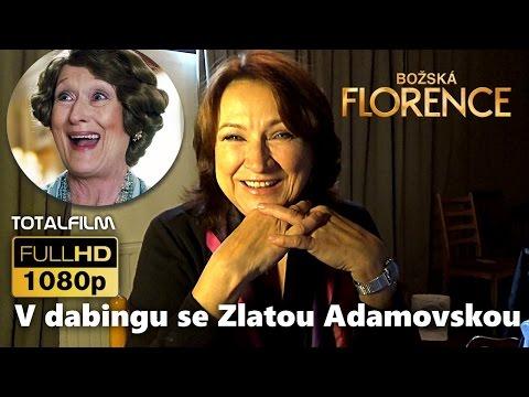 Božská Florence (2016) - v dabingu se Zlatou Adamovskou