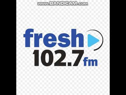 """WNEW-FM: """"Fresh 102.7"""" New York, NY 4pm TOTH ID--07/07/18"""