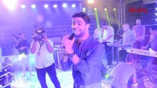 بالفيديو.. أحمد جمال يُغني للراحلة 'وردة'