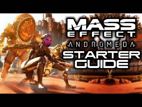 MASS EFFECT ANDROMEDA: Multiplayer STARTER Guide! (Basic Multiplayer Guide)
