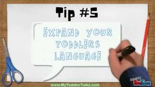 Speech Therapy for Toddlers: 5 Great Tips!