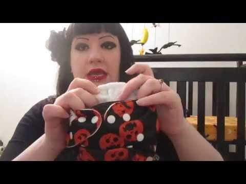 Black Silk|Goth Mom Preggo Vlog(Week 34-40) from YouTube · Duration:  24 minutes 29 seconds
