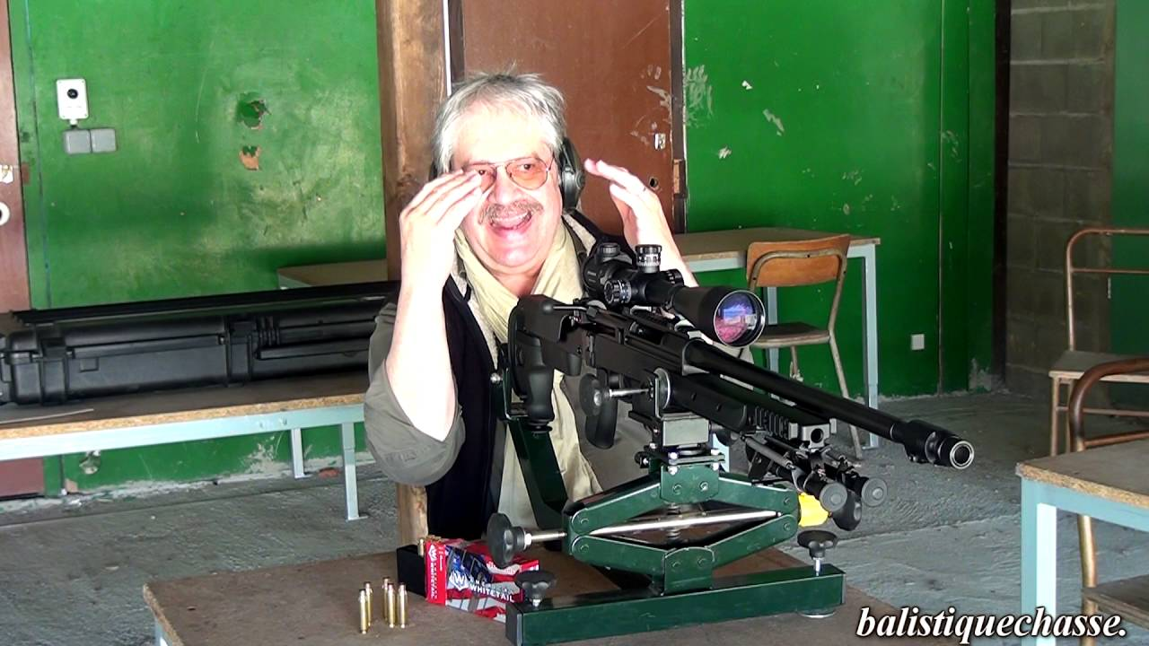Carabine D Intervention Rs8 Haenel Cal 308 Winchester