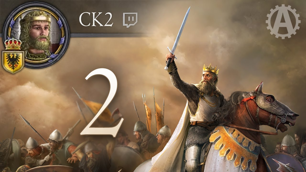 CK2 - What's New with You? (2)