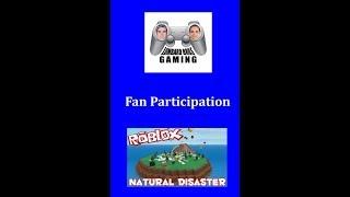 ROBLOX Natural Disasters #26