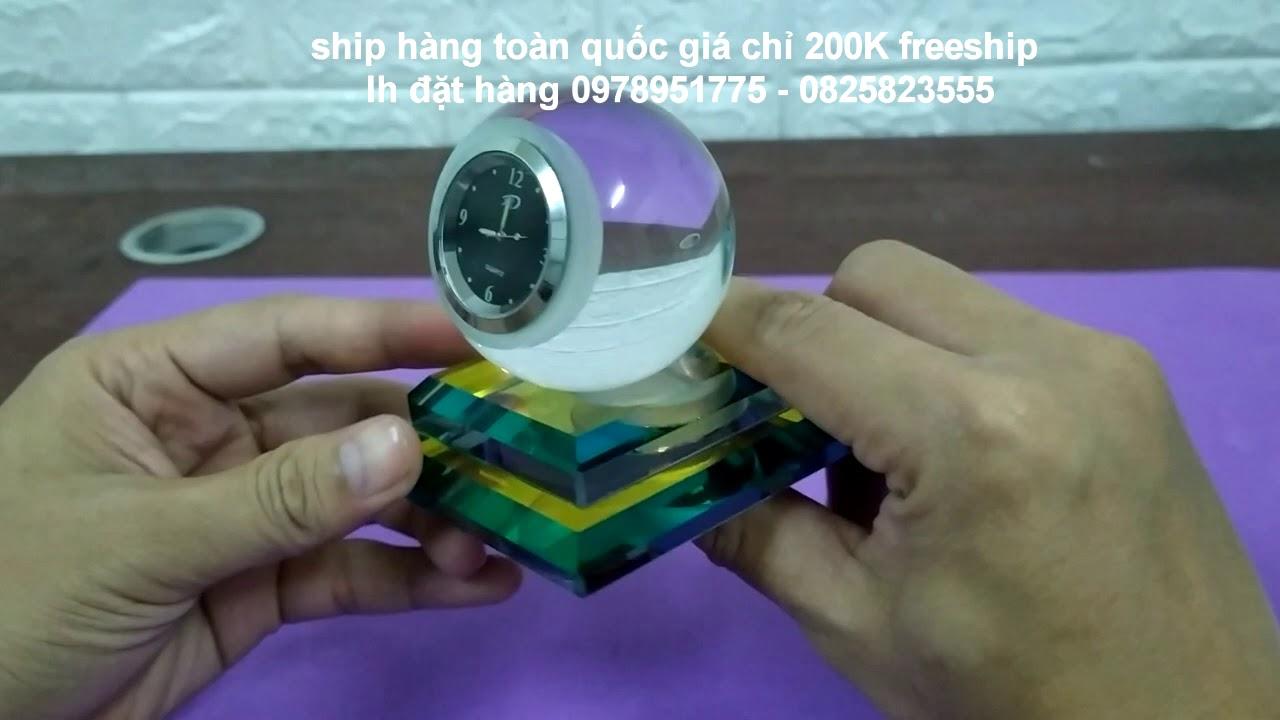 đồng hồ nước hoa để trên ô tô – giá chỉ 200K miễn phí ship toàn quốc
