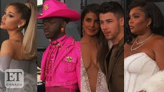 2020 Grammys Red Carpet Fashion