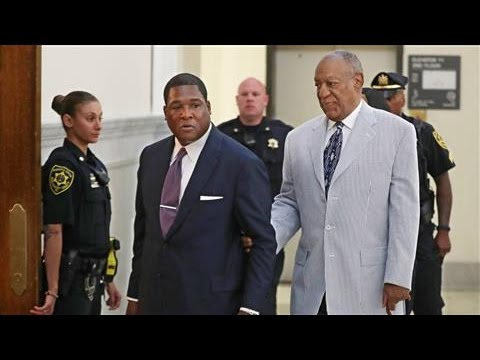 Bill Cosby's Sex-Assault Trial Is Set for June
