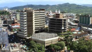 Centro de San Cristóbal desde el Banco Sofitasa