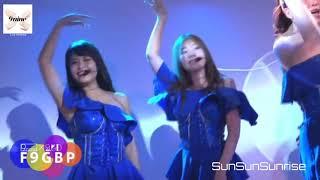 9nine SunSunSunrise live ver. member... Uki Satake Hirona Murata Kanae Yoshii Sayaka Nishiwaki Next one man live ...