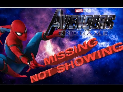 Marvel Studios' Avengers: Endgame - Spiderman will not appear