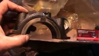 Сборка двигателя Газель 406 1 Часть