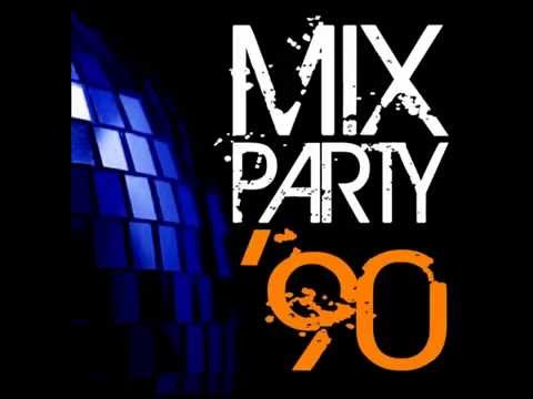 Euro 90 Mix vol 2 (Fun Factory,Inner Circle,Dr.Alban,Dj Bobo,Pandera,GinaG)