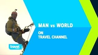 Man vs World Trailer