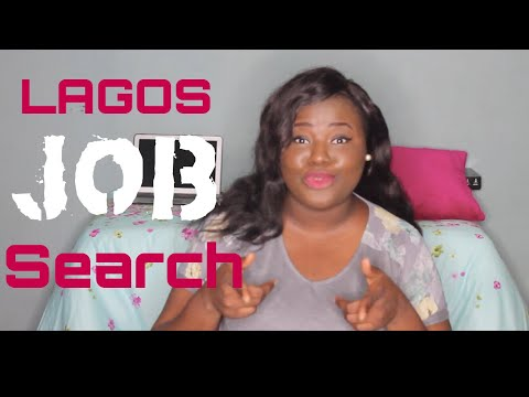 How to Get a Job in Nigeria  || Lagos Talks || #6