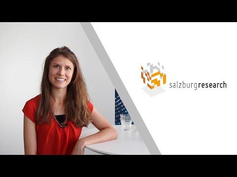 Salzburg Research Einblicke: Data Scientist Christina Kranzinger