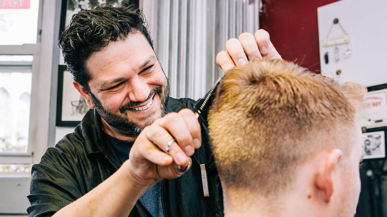 The University Barber Shop - YouTube