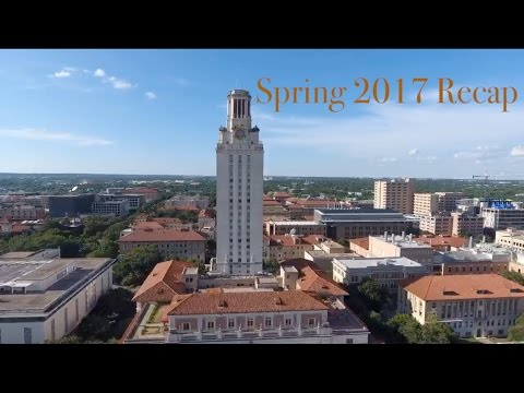 Daily Texan Spring 2017 Recap